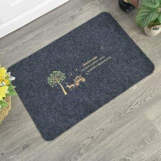 Combo 3 cái thảm chùi chân nhà tắm, phòng khách chống trơn trượt, có thể giặt