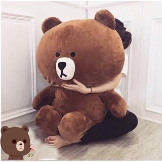 Gấu Bông Brow Cao Cấp 1m (Kèm Ảnh Thật)
