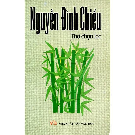 Sách - Thơ Nguyễn Đình Chiểu - 8936046620662