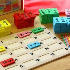 Bảng học toán Domino bằng gỗ mẫu mới (siêu rẻ)