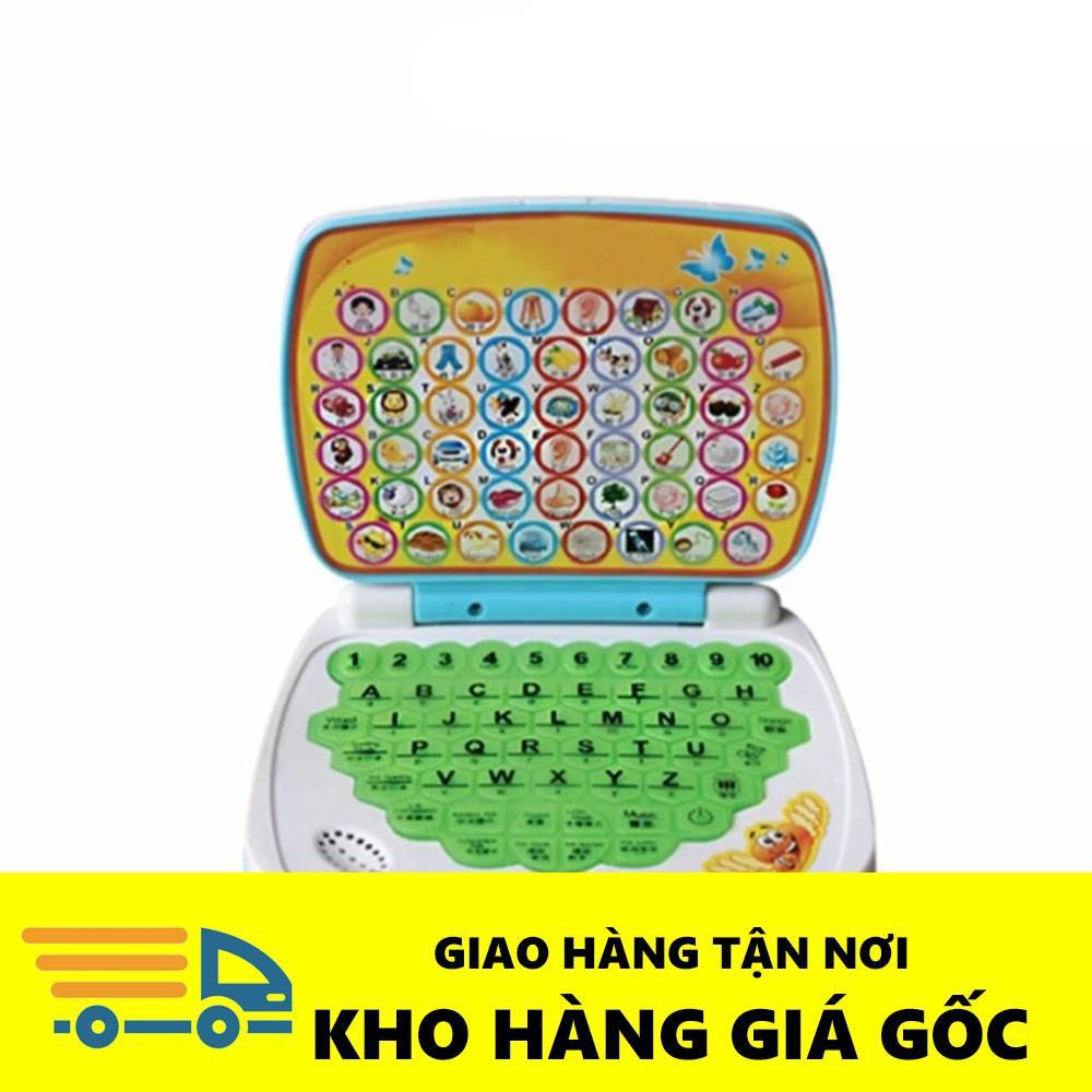 [NO 1]  Đồ Chơi Máy Tính Xách Tay Cho Bé Song Ngữ Tiếng Anh - Ti