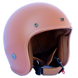 Hình ảnh Mũ bảo hiểm NTMAX 3/4 đen nhám (nhiều màu) cao cấp chuẩn quatest 4-4