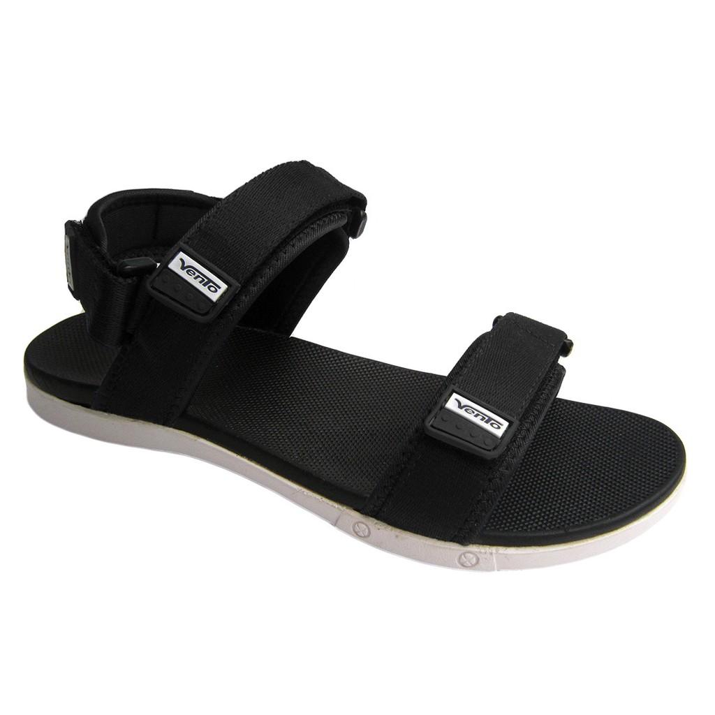 Sandal Vento 5616 quai ngang đen