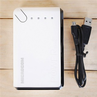 [Bảo hành 3 tháng] Pin dự phòng microcom 10000mah