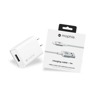 Combo sạc nhanh MOPHIE 10W cho iPhone/iPad