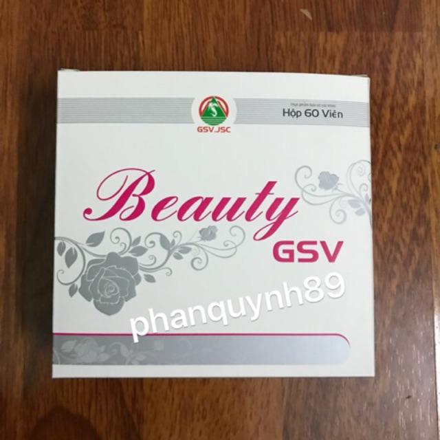 Viên uống bổ sung colagen Beauty GSV - 2614187 , 690899773 , 322_690899773 , 190000 , Vien-uong-bo-sung-colagen-Beauty-GSV-322_690899773 , shopee.vn , Viên uống bổ sung colagen Beauty GSV