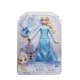 Búp bê Elsa và sức mạnh băng giá