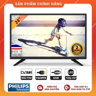 Hình ảnh Tivi LED Philips 24 inch HD - 24PHT4003S/74 (Chính Hãng Phân Phối)-0