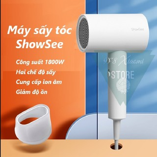 Máy sấy tóc Xiaomi ShowSee A2-W - Máy sấy tóc ion âm Xiaomi ShowSee A1-W thumbnail