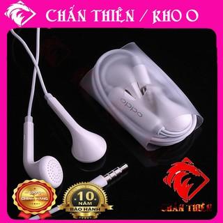 Tai nghe Oppo Zin Chính Hãng - Xài được cho tất cả các dòng điện thoại jack 3.5mm