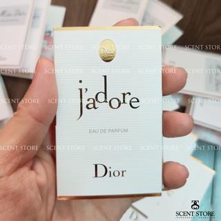 Scentstorevn - Vial chính hãng nước hoa Dior J adore EDP [1ml] thumbnail