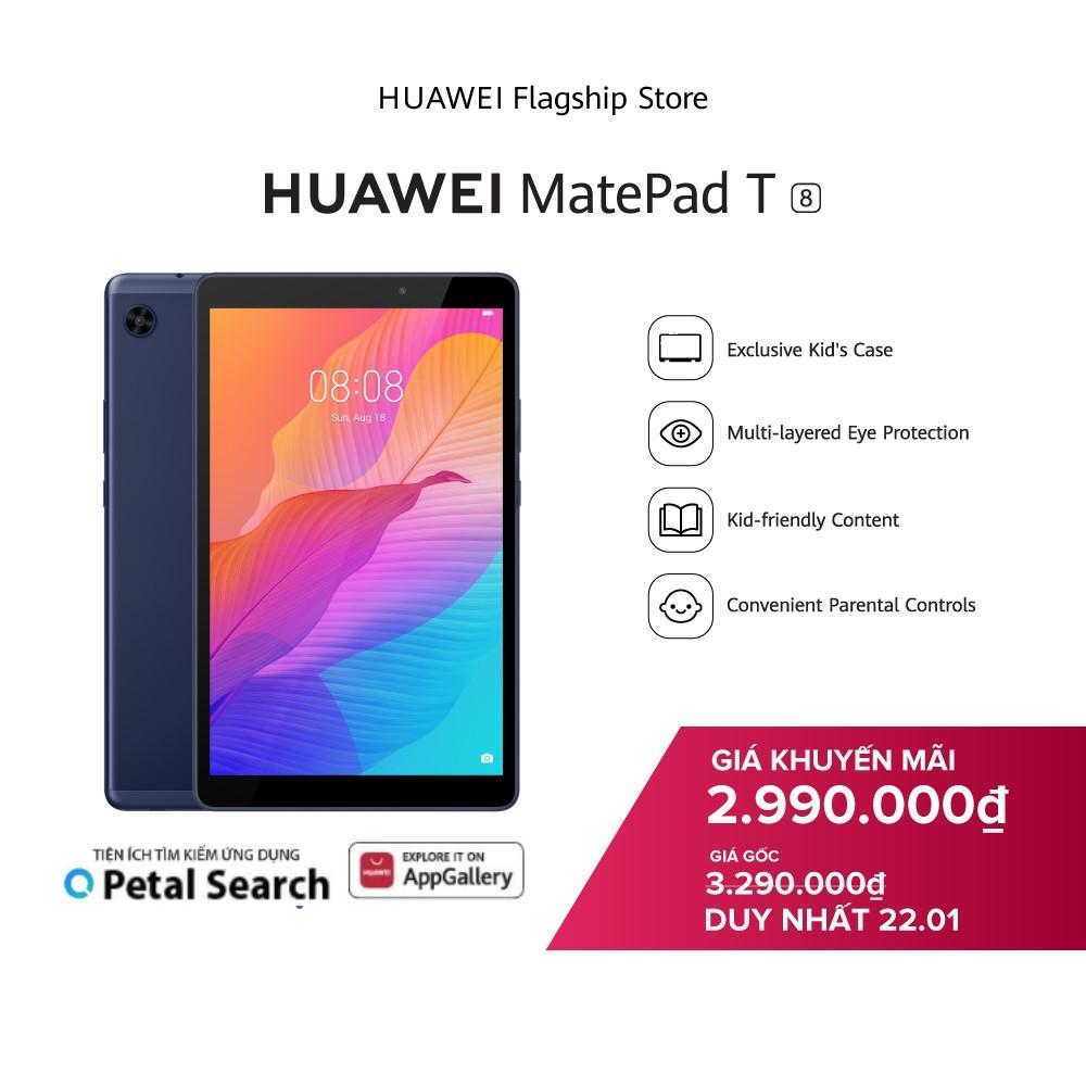 MÁY TÍNH BẢNG HUAWEI MATEPAD T8 2G/32G- THẺ NHỚ NGOÀI 512GB