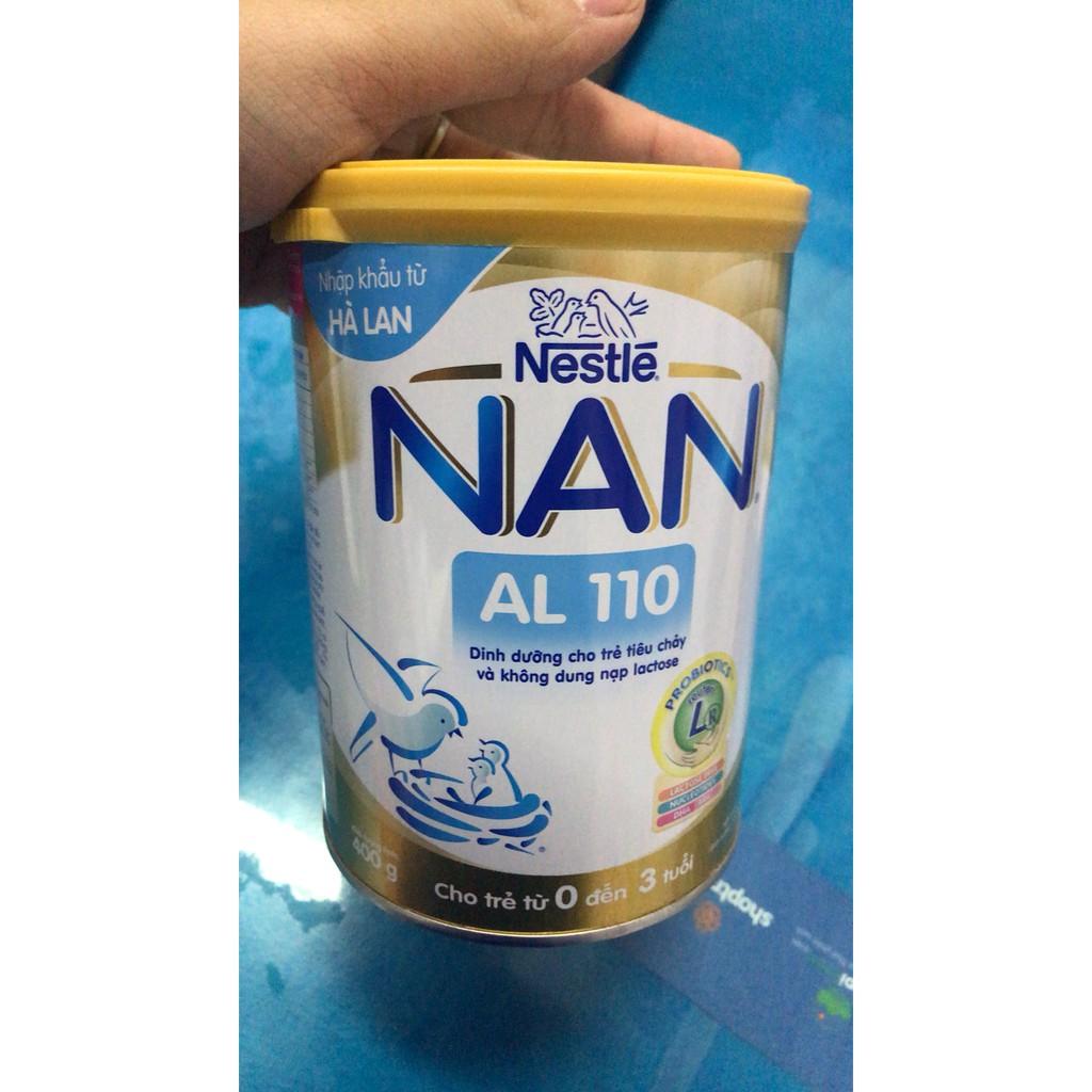 Sữa Nan AL 110 (400g) - Cho trẻ tiêu chảy