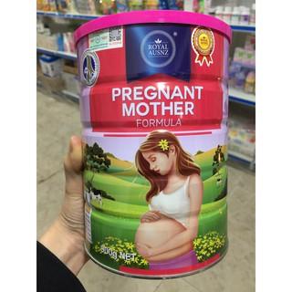 Sữa bầu Hoàng gia Úc Royal Ausnz Pregnant Mother 900g