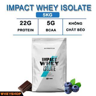 [Mã SKAMLTSM9 giảm 10% đơn 99K] [Tăng Cơ Nhanh] Gói 500gam ISOLATE Whey Protein MyProtein