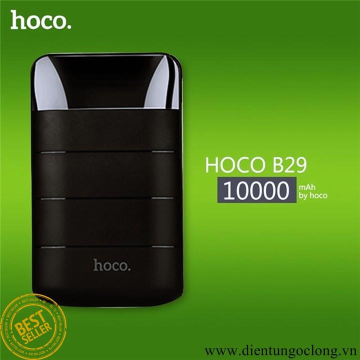 Pin Dự Phòng Hoco B29 10000mAh Chính Hãng