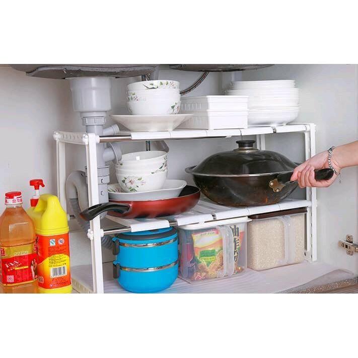 Kệ để gầm bếp đa năng TT - 2717929 , 142192715 , 322_142192715 , 155000 , Ke-de-gam-bep-da-nang-TT-322_142192715 , shopee.vn , Kệ để gầm bếp đa năng TT