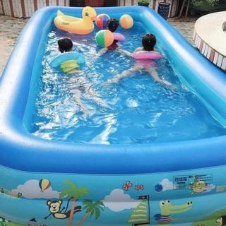 ( 1/chiếc bể bơi 2'1m cao cấp gảm giá hót