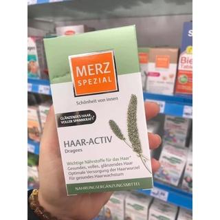 Dưỡng mọc tóc Merz Special Đức dùng cả cho mẹ mang thai Đức thumbnail
