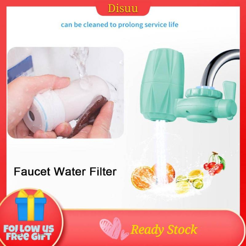 ✿disuu✿ Faucet Water Filter Water Filter System For Kitchen Sink Or Bathroom Filtration Tap Purifier
