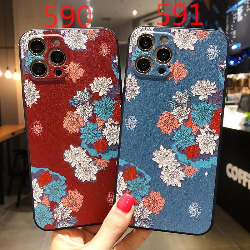 Ốp Điện Thoại Tpu Mềm Cho Apple Iphone 12 Mini 11 Pro Max 6 6s 7 8 Plus X Xs Max Xr Se