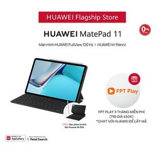 [Mã ELMALL1TR giảm 5% đơn 3TR] Máy Tính Bảng Huawei MatePad 11 | Màn Hình FullView 120 Hz | M-Pencil