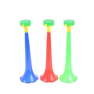 ❤❤ Kid Trumpet Football Stadium Cheer Fan Horns Soccer Ball Vuvuzela