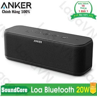 Loa Bluetooth Di Động ANKER Soundcore Boost Speaker 20W - A3145H11