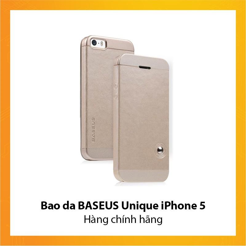 Bao da BASEUS Unique iPhone 5 - Hàng chính hãng