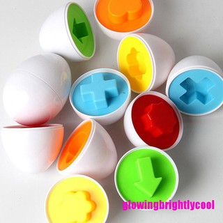 Gbvn Baby Kids Funny Simulation Eggs Puzzle Toy Learning Development Educational Toys Adore