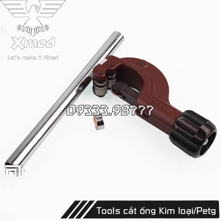 Tool cắt ống thép/Petg Xmod (Tản nhiệt máy tính)