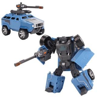 Đồ chơi trẻ em robot biến hình xe bọc thép BKK A1005-01