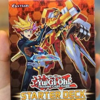 Bộ bài yugoh starter deck code breaker bộ bài chiến đấu