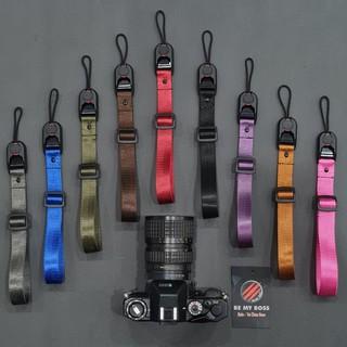 [CAMERA] Dây đeo cổ tay thao tác nhanh Poly trơn màu cho máy ảnh