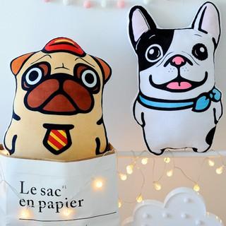 Thú Bông Trang Trí Bulldog siêu dễ thương-Hàng Nhập Khẩu