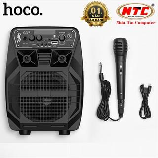 [Mã ELMALLCOIN hoàn 8% xu đơn 499K] Loa karaoke mini Hoco DS07 loa bass lên đến 5.25 inch cực mạnh