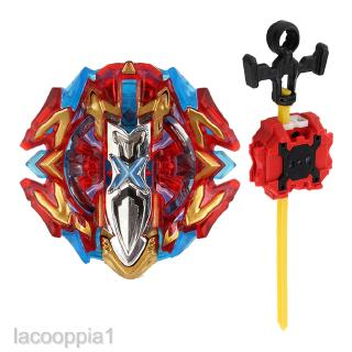 Metal 4D Fight Burst Buster Xcalibur.1′.Sw B-120 Spinning Top w. Launcher Toy