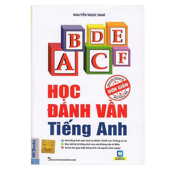 Sách: Học Đánh Vần Tiếng Anh (tái bản)