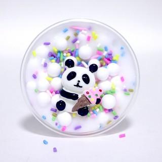 Đồ chơi chất nhờn hình gấu Panda giúp giải tỏa căng thẳng |Loamini565