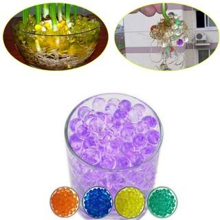 Túi 10000 hạt nở nhiều màu sắc dùng trang trí