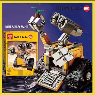 [ Hàng order 7-10 ngày ] Lepin creator – 16003 – Wall-e