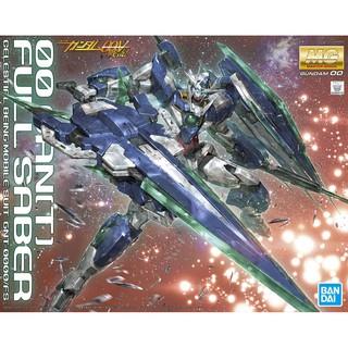 Mô hình Gunpla MG 1/100 00 QAN[T] Full Saber – Bandai