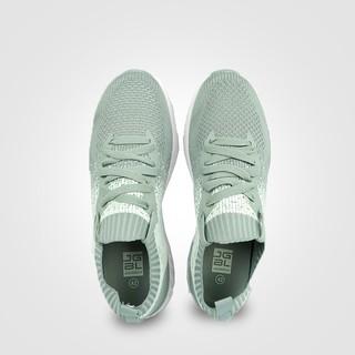 Giày chạy bộ nam JOGARBOLA 180252( ghi) thumbnail
