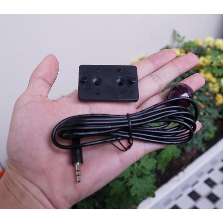 Bộ phụ kiện dán Box và điều khiển hồng ngoại cho TV Box X96 mini