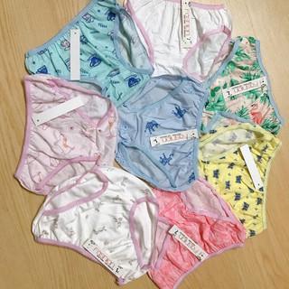 Set 10 quần lót bé gái