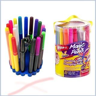 Bút Màu Thần Kỳ 20 Món – Đổi Màu Khi Vẽ Đè Nét
