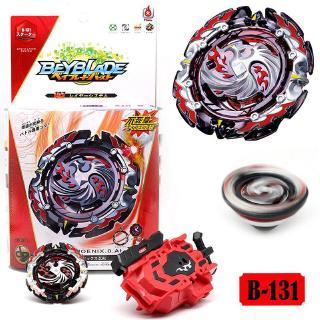 [ready stock ]COD Fight Beyblade Burst B-131 Battle Spinning Tops Beyblade Kids Spinner Attack Burst Gift Toys