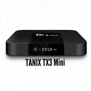 Android Tivibox Tanix Tx3 Mini sẵn hàng(Hỗ trợ TKGN- bản Adroid 9 có bluetooth)(S905W/2Gb DDR/16Gb)