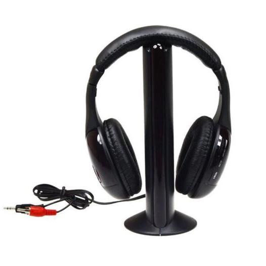 Tai nghe không dây FM phát 2 tầng lầu - MH2001