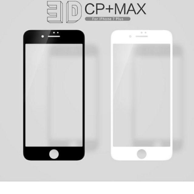 Kính full màn iPhone 7/8plus chính hãng Nillkin